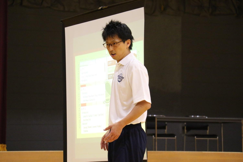 世界に挑むZ!東頭俊典ACトークイベント | アースフレンズ東京Z